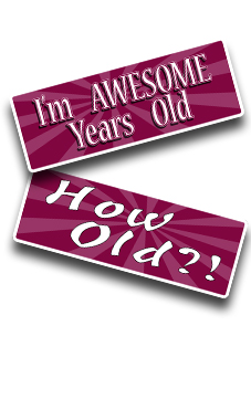 How old-Awesome years