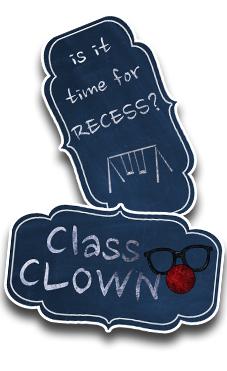 clown-recess