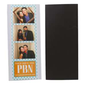 Vinyl Magnetic Photo Booth Frame
